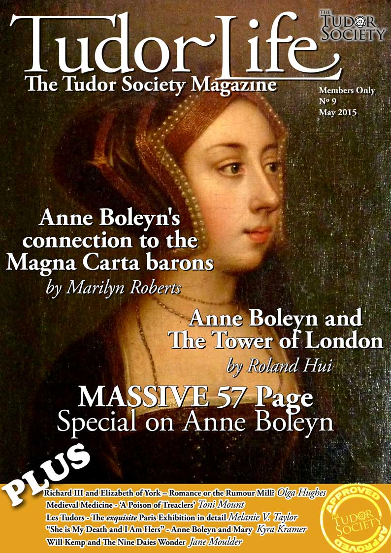 Best historians' journals on the tudor era?