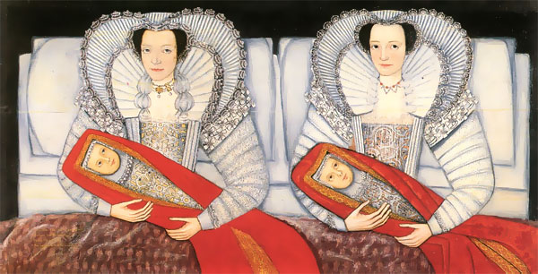 Childbirth in Medieval and Tudor Times by Sarah Bryson - The