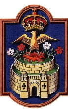 Jane Seymour's phoenix badge