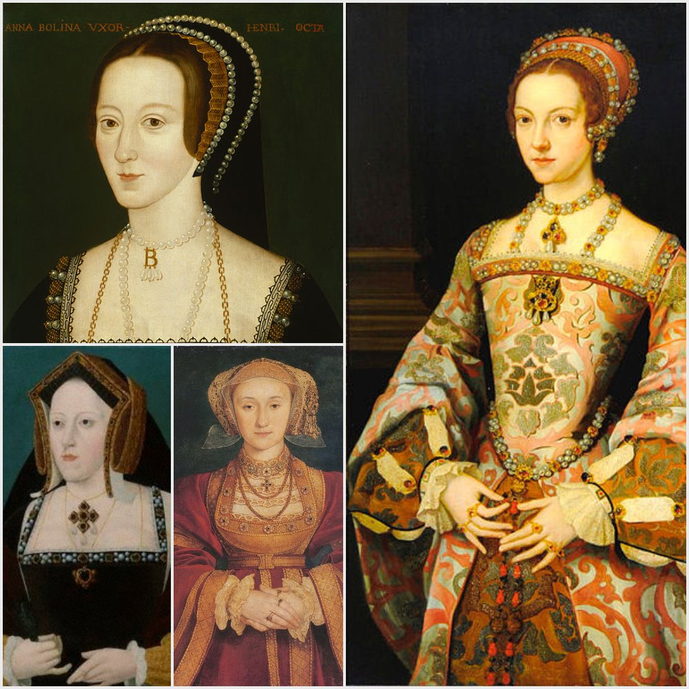 wives of henry viii Six wives of henry viii 51k likes this page is dedicated to the wives of henry viii, to their life and times.